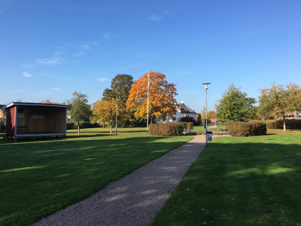 Harlösa park