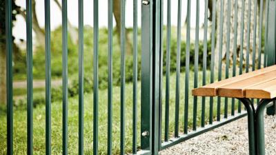 Räcken och staket